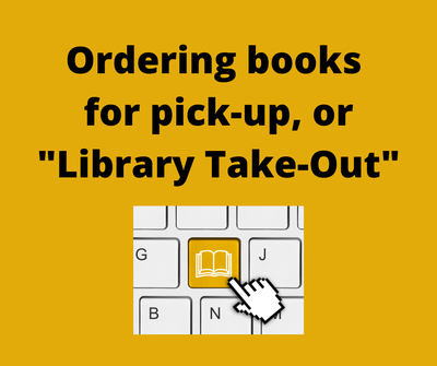 A short video showing how to request books online.