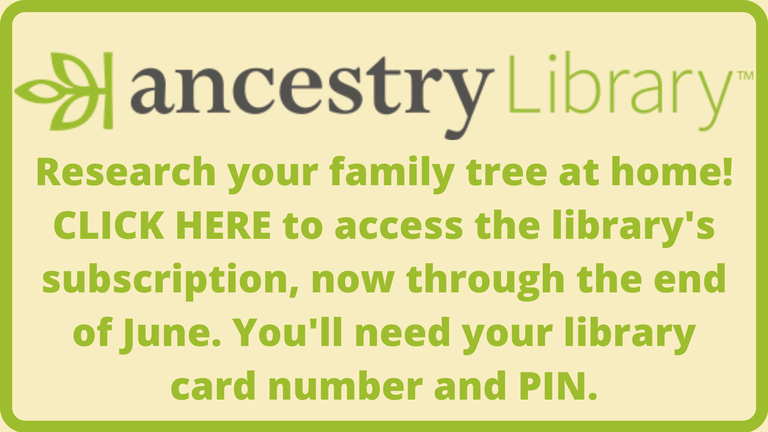 ancestry for homepage