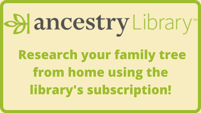 ancestry link