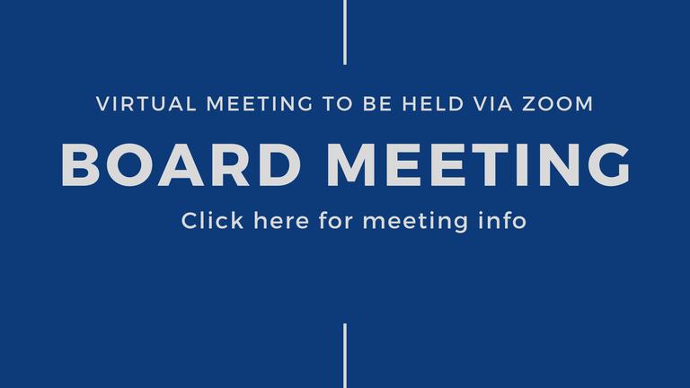 Board meeting slide generic zoom