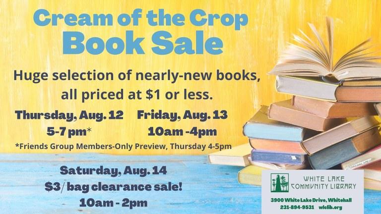 Cream of the Crop Book Sale.jpg