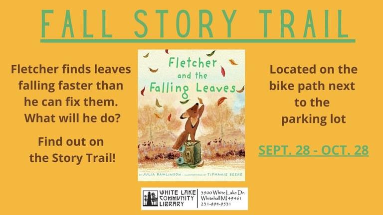 Fletcher FALL STORY TRAIL