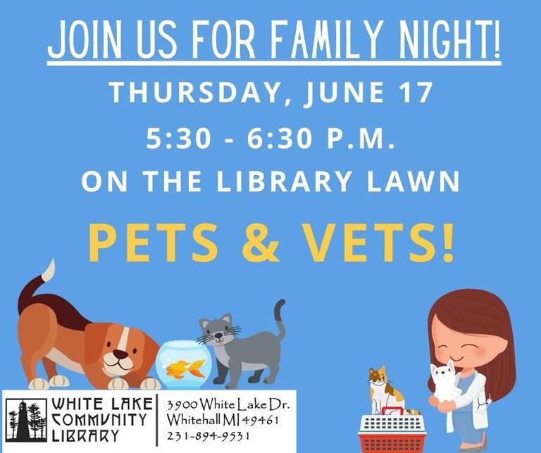 FN Pets June 17