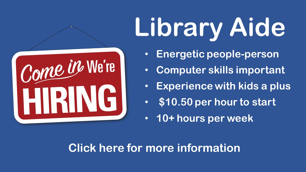 help wanted aide fall 2019 click here