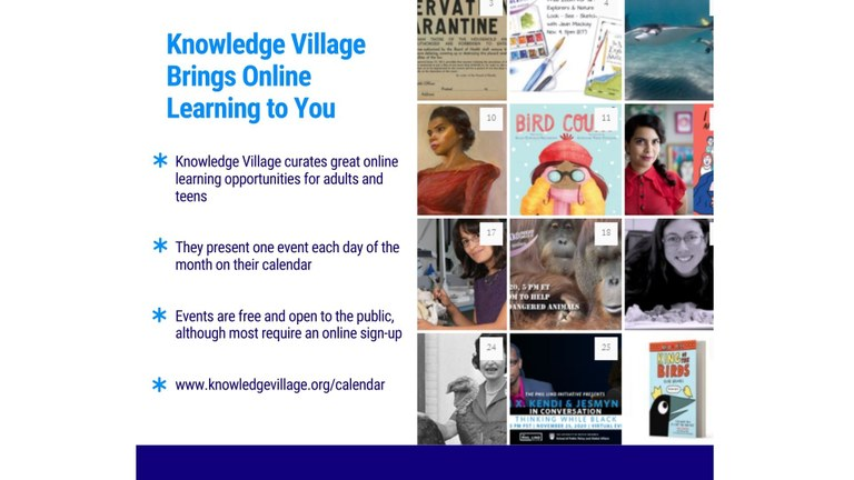 Knowledge Village 11_20