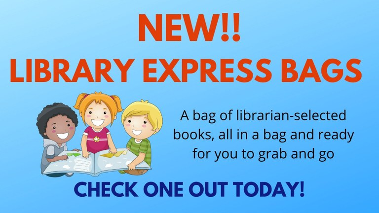 Library express bags