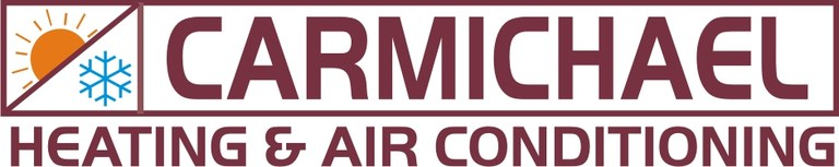 Carmichael Heating Theater logo