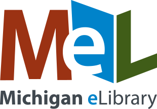 mel color logo with title 2018