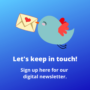Newsletter sign-up Button