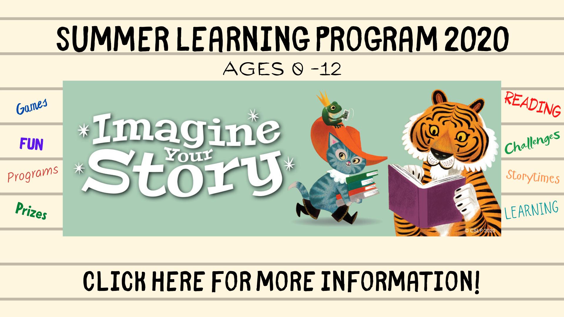 Summer Learning Program 2020