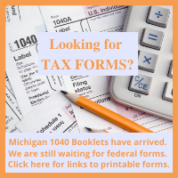 Link to printable tax forms