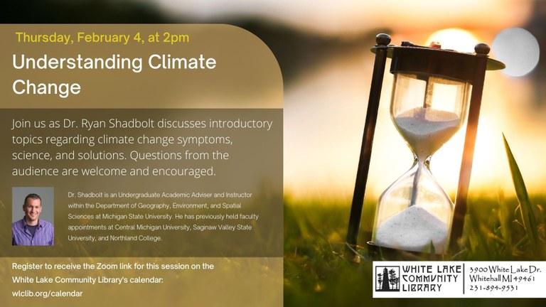 Understanding Climate Change