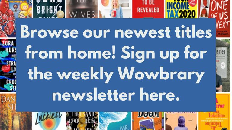 Wowbrary register